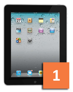 iPad 1 maken