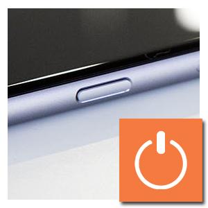 aan-/uitschakelaar reparatie iPhone 7