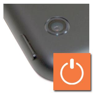 iPad 5 aan-/uitknop reparatie