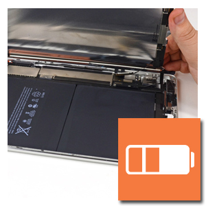 iPad 5 accu reparatie
