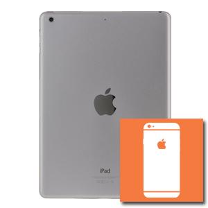 iPad 5 achterkant en zijkant reparatie