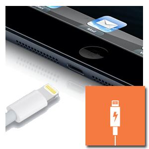 iPad 5 laadconnector reparatie