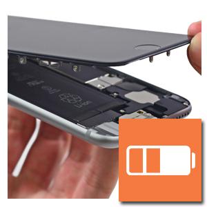 iPhone 7 plus accu reparatie