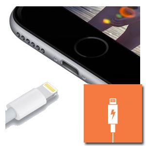 iPhone 7 plus laadconnector reparatie