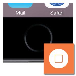 iPhone 7 plus home button reparatie