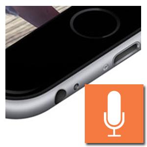 iPhone 7 plus microfoon reparatie