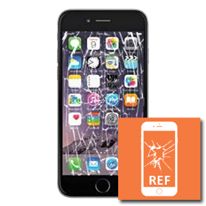 iPhone 7 plus schermreparatie refurbished