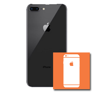 iPhone 8 plus originele achterkant reparatie
