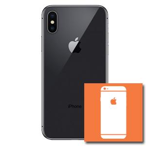 iPhone X originele achterkant reparatie