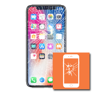 iPhone X schermreparatie