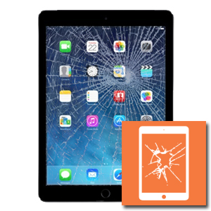 iPad 2018 schermreparatie