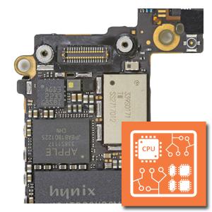 iPhone XS Max moederbordreparatie
