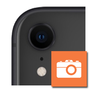 iPhone XR camera achterzijde reparatie