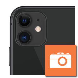 iPhone 11 camera achterzijde reparatie