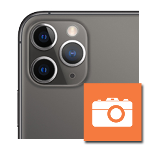 iPhone 11 Pro camera achterzijde reparatie
