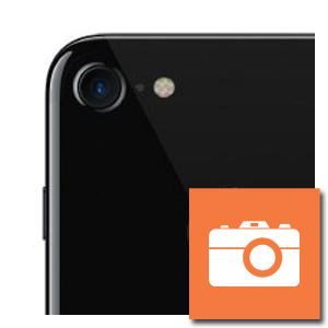 iPhone SE 2020 camera achterzijde reparatie