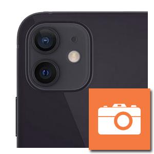 iPhone 12 camera achterzijde reparatie