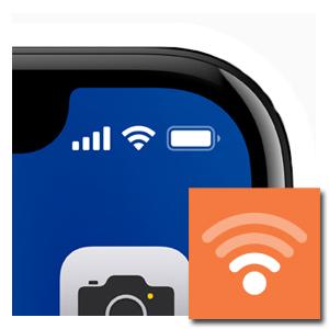 WiFi of bluetooth reparatie iPhone 12 Mini