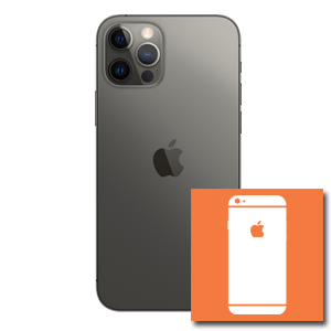 iPhone 12 Pro Max originele achterkant reparatie