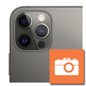 iPhone 12 Pro Max camera achterzijde reparatie