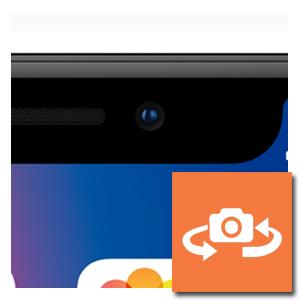 iPhone 12 Pro Max camera voorzijde reparatie