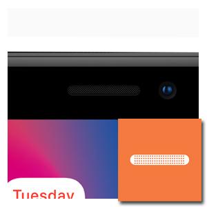 oorluidspreker reparatie iPhone 12 Pro Max